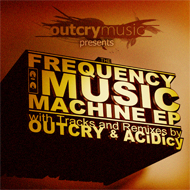 Various - The Frequency Music Machine EP